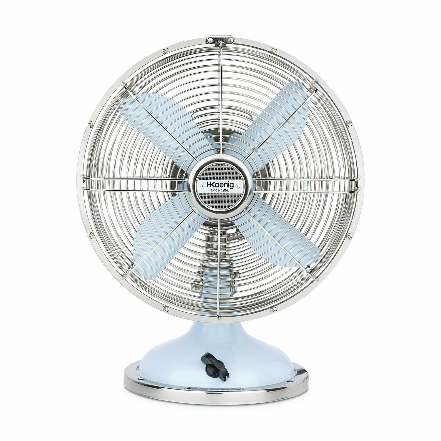 JOE50 Design Metall Ventilator